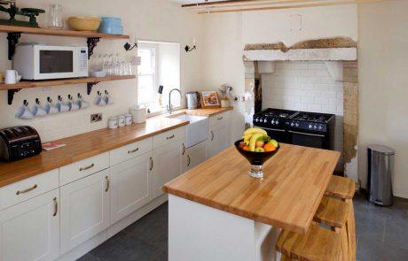 Morton House Kitchen Area