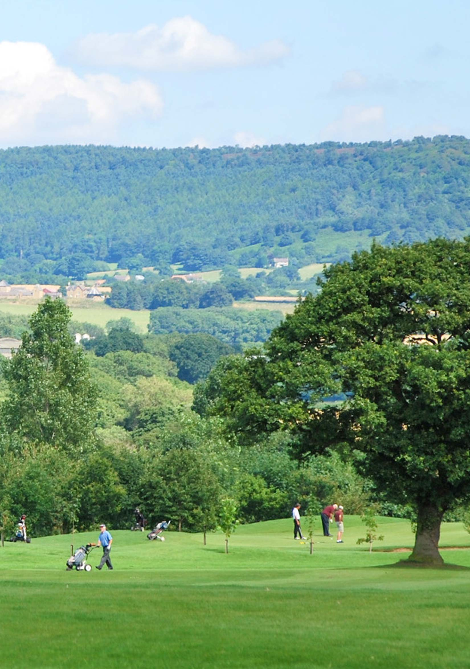 Golfing at Northallerton & Thirsk Golf Course