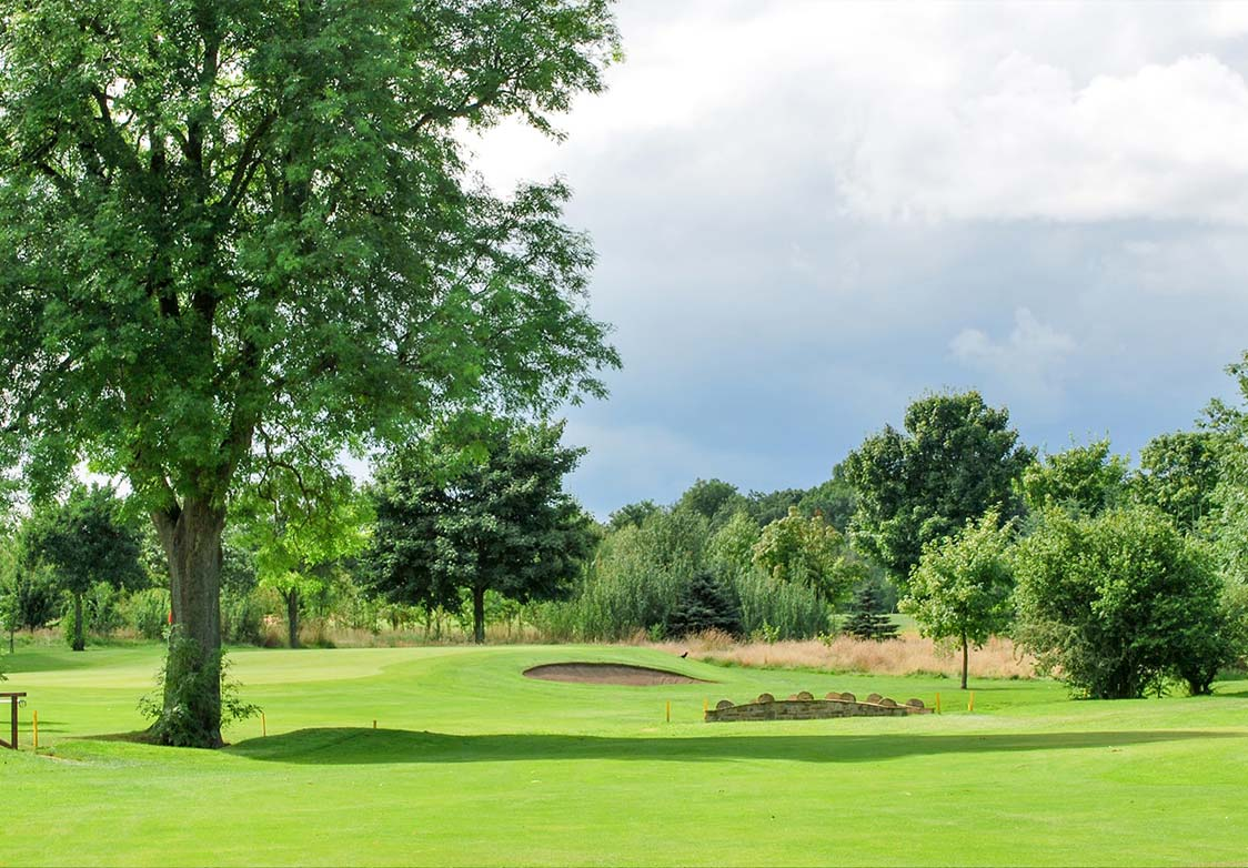 Northallerton & Thirsk golf course Green