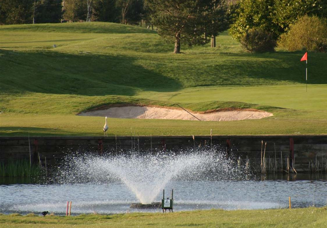 Ripon Golf Course Sprinklers
