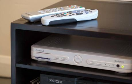 Cable TV & Xbox