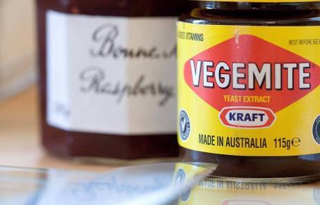 Vegemite or Jam