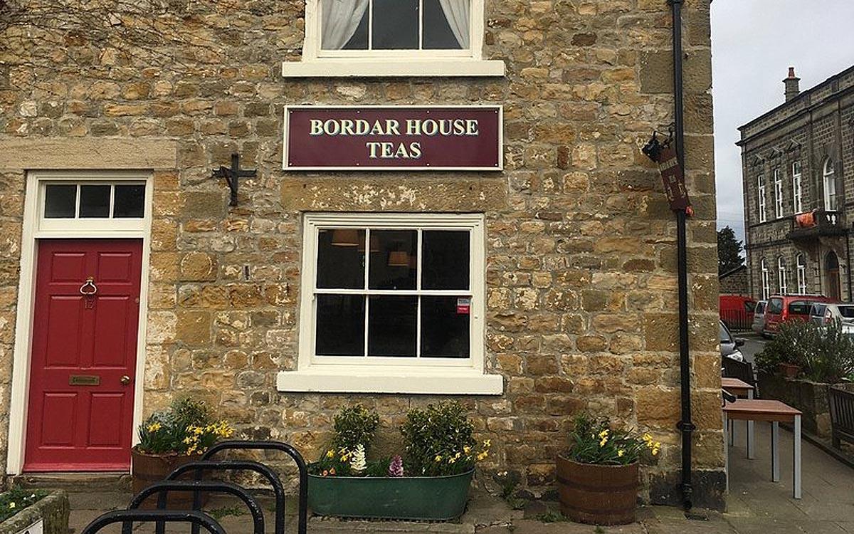 bordar house teas masham